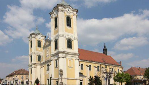 Szent Bertalan Plébániatemplom