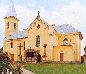 Gyöngyösoroszi temploma