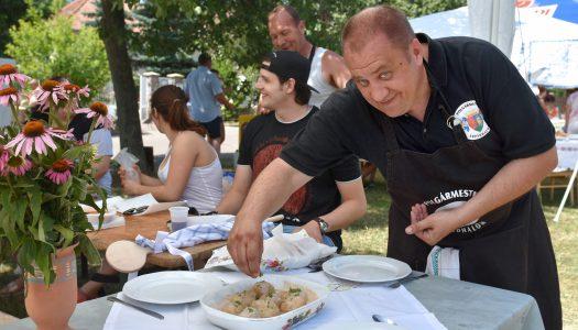 Polgármesterek főzőversenye Bükkszéken