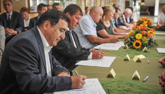 Együttműködési megállapodás a Heves megyei agrárképzés fejlesztéséért
