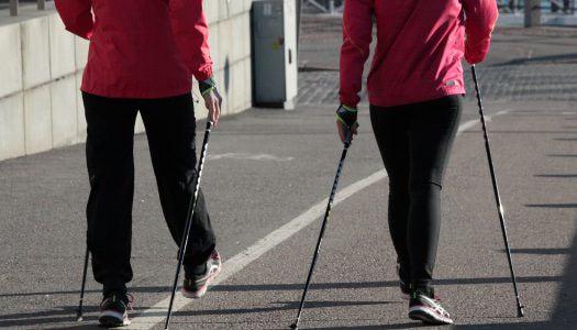 Nordic walking túra Galyatetőn