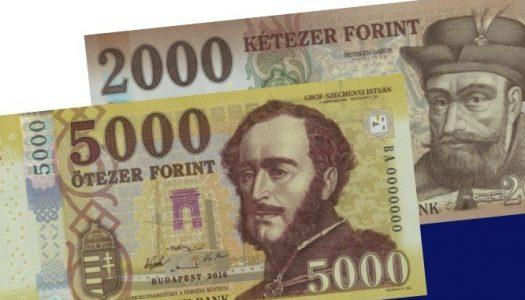 Július 31-én bevonják a régi 2000 és 5000 forintosokat