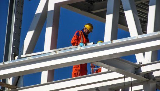 Évtizedes rekord az építőiparban