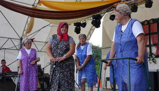 A domoszlói nyugdíjasok egyesülete jókedvű, aktív közösség