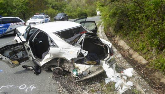 Lezárt ügy: halálos baleset Sástó közelében