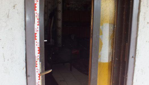 Betörtek egy halmajugrai házba
