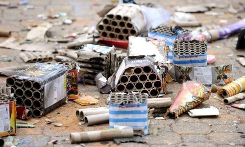 Az illegálisan vett pirotechnikai eszközök veszélyeire figyelmeztet az ORFK