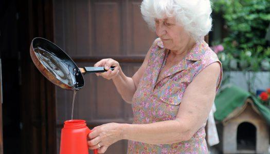 Használt sütőolaj gyűjtés a MOL kutakon