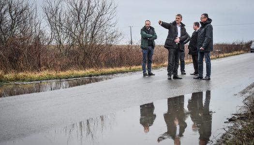 Nyugati elkerülő út Gyöngyösön: újabb döntések születtek