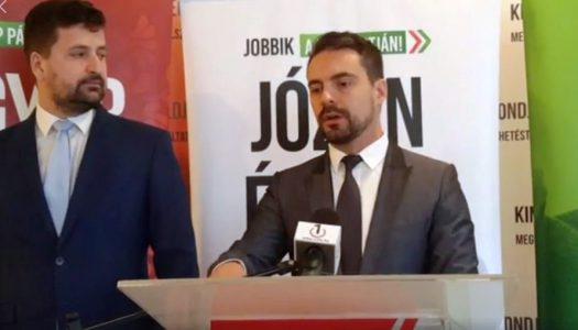 Vona Gábor beárazta Hiesz Györgyöt