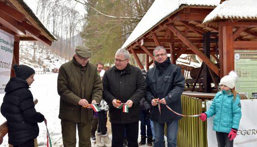 Átadták a megújult erdészeti múzeumot Szilvásváradon
